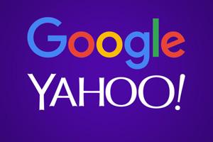 همکاری یاهو و گوگل