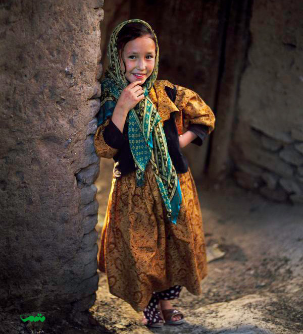 کودکان در همه جای دنیا زیبا میخندند