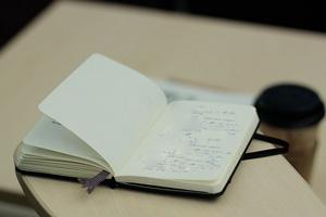 دفترچه یادداشت برای مدیریت استعدادها