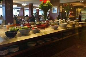 ماجرای خوردن در بوفه رستورانها