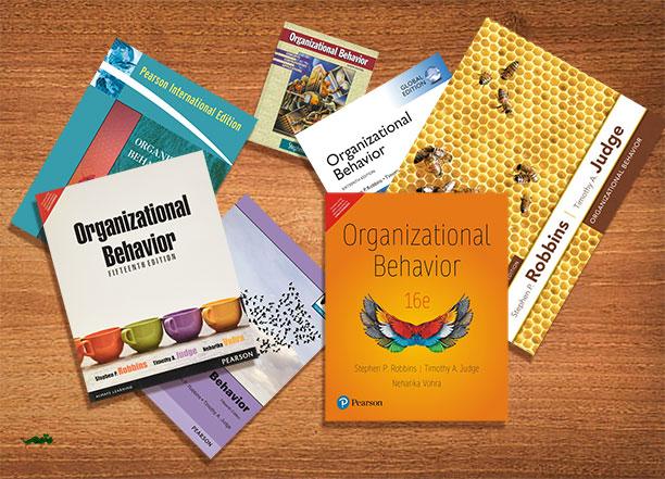 کتاب مدیریت رفتار سازمانی استیفن رابینز