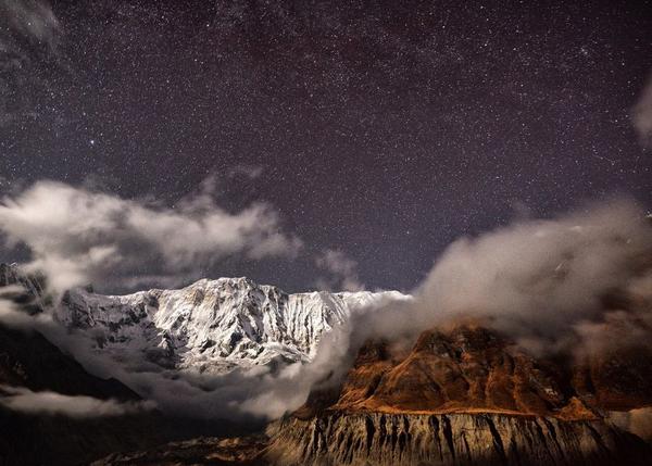 شبهای پر از ستاره