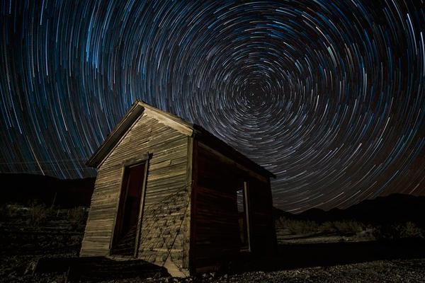 آسمان پر از ستاره