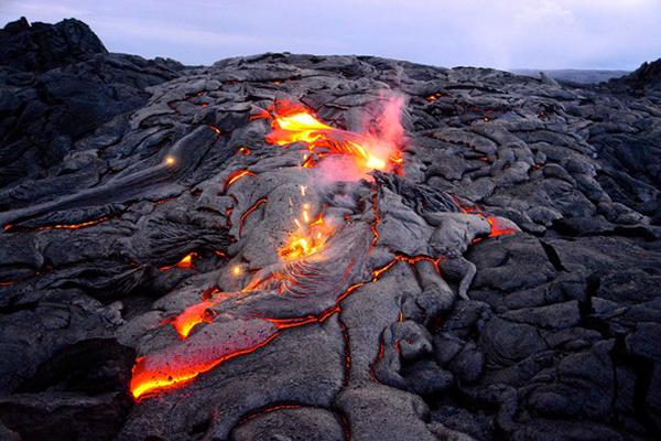 پارک ملی آتشفشان هاوایی