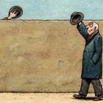 دیدار از پشت دیوار (گفتگو درباره کارتون)