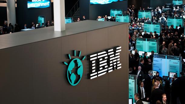 شناخت برند با استفاده از مثال IBM