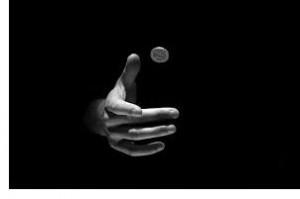 ست گادین و دفاع از پرتاب سکه در تصمیم گیری
