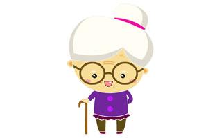 با مادربزرگ خود قطع رابطه کنید!