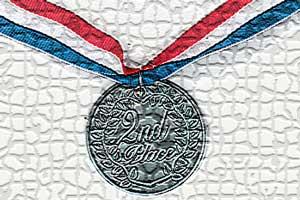 شادی، موفقیت و کسب مدال نقره در رقابت زندگی
