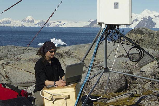 تجربه زندگی در قاره جنوبگان
