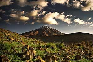 البرز کوه دماوند
