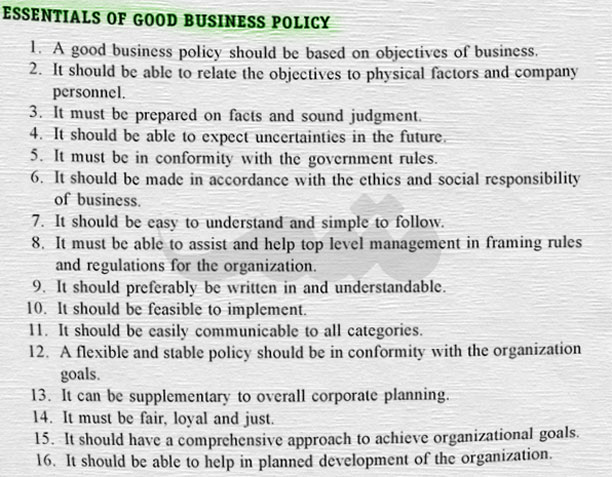 policy-rules