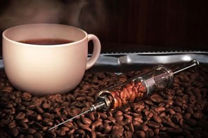 قهوه و کافئین و سایر خوراکی ها و مواد غذایی استرس زا