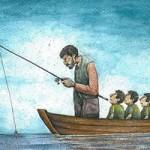 ماهی یا ماهیگیر؟