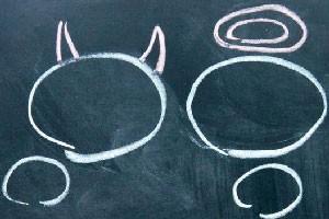 تعریف خطای هاله ای چیست؟