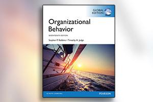 کتاب رفتار سازمانی رابینز و جاج
