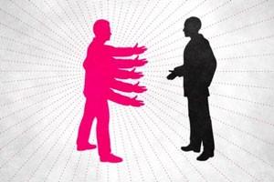 رابطه بین برونگرایی و رضایت شغلی