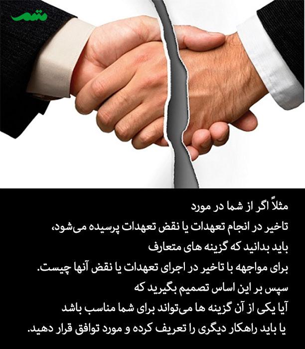 اصول و فنون مذاکره تجاری و نکات کلیدی در مورد آن