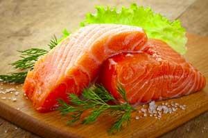 ماهی سالمون - یک تجربه ذهنی