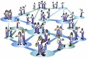 تحلیل شبکه های اجتماعی چیست؟ SNA