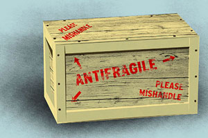 مفهوم شکننده نبودن یا Antifragile در نگاه نسیم طالب