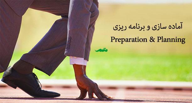آماده سازی و برنامه ریزی برای مذاکره تجاری