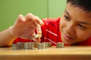 مهارتهای پولی و سواد مالی برای کودکان و نوجوانان