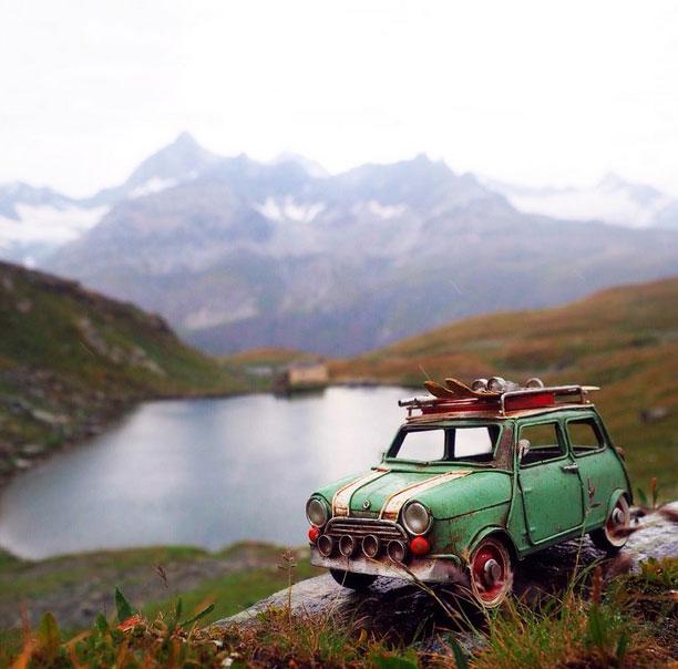 سفر به سوییس -سرزمین عجایب