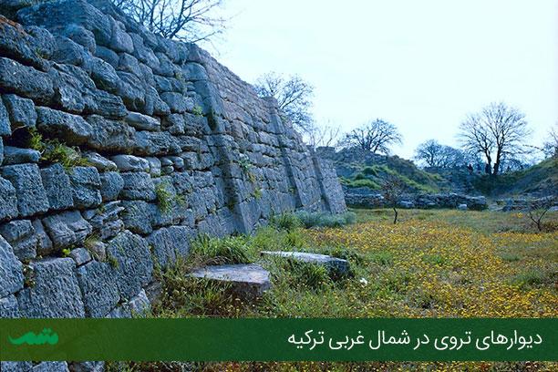 بزرگترین دیوارهای جهان - مشهورترین دیوارهای جهان