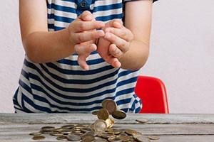 مهارتهای پولی کودکان