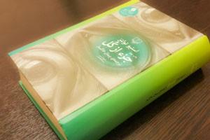 کتاب جزء از کل - استیو تولتز - نشر چشمه - ترجمه پیمان خاکسار - طرح جلد