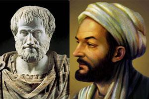 بوعلی سینا و ارسطو - از بنیان گذاران و توسعه دهندگان علم منطق