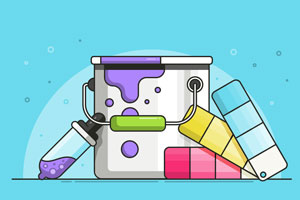 روانشناسی رنگها در بازاریابی و تبلیغات