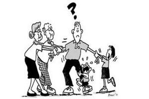 کودک و بالغ و والد در تحلیل رفتار متقابل