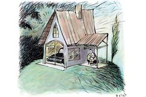 سرپناه - ایده متمم - گفتگو در مورد کارتون ها