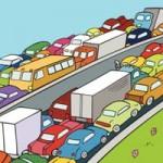 دن اریلی و چالش ترافیک: بگذار خودم به تو راه بدهم