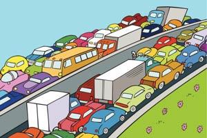 دن اریلی و چالش ترافیک شهری