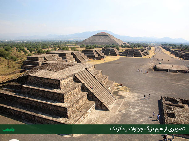 آثار باستانی مکزیک - مناطق گردشگری مکزیک - فرهنگ مکزیک