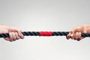 انواع تعارض - تعارض در کارها و تعارض در رابطه