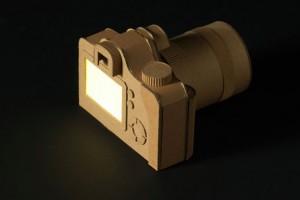 طراحی دوربین مقوایی