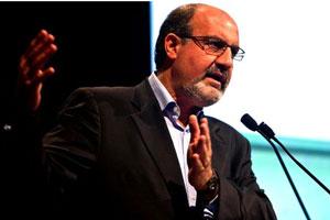 ده سوال نشریه تایم از نسیم طالب