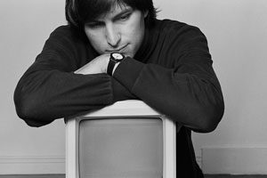 ساعت سیکو - استیو جابز در سال ۱۹۸۲
