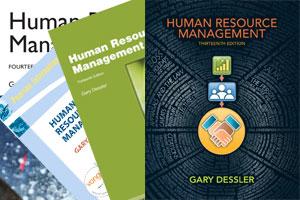 کتاب مدیریت منابع انسانی گری دسلر