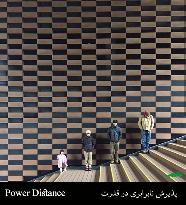 Power Distance در فرهنگ ژاپنی