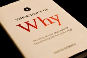 The Science of Why - Book Cover - علم علتها - دانش چراها- معرفی کتاب دیوید فوربس