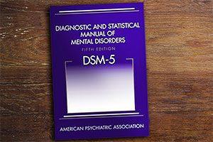 DSM-V یا کتاب راهنمای تشخیصی و آماری اختلالات روانی