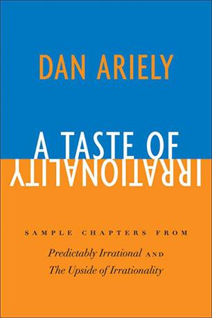 کتاب نابخردی های پیش بینی پذیر - دن اریلی