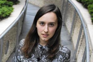سابرینا پاسترسکی – کسی که او را با اینشتین مقایسه میکنند