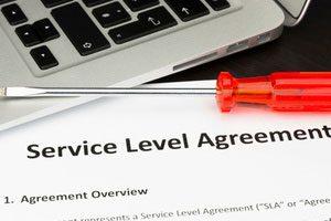 توافق نامه سطح خدمات یا قرارداد سطح خدمات