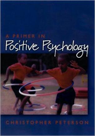 کتاب مقدمات روانشناسی مثبت نوشته کریستوفر پترسون